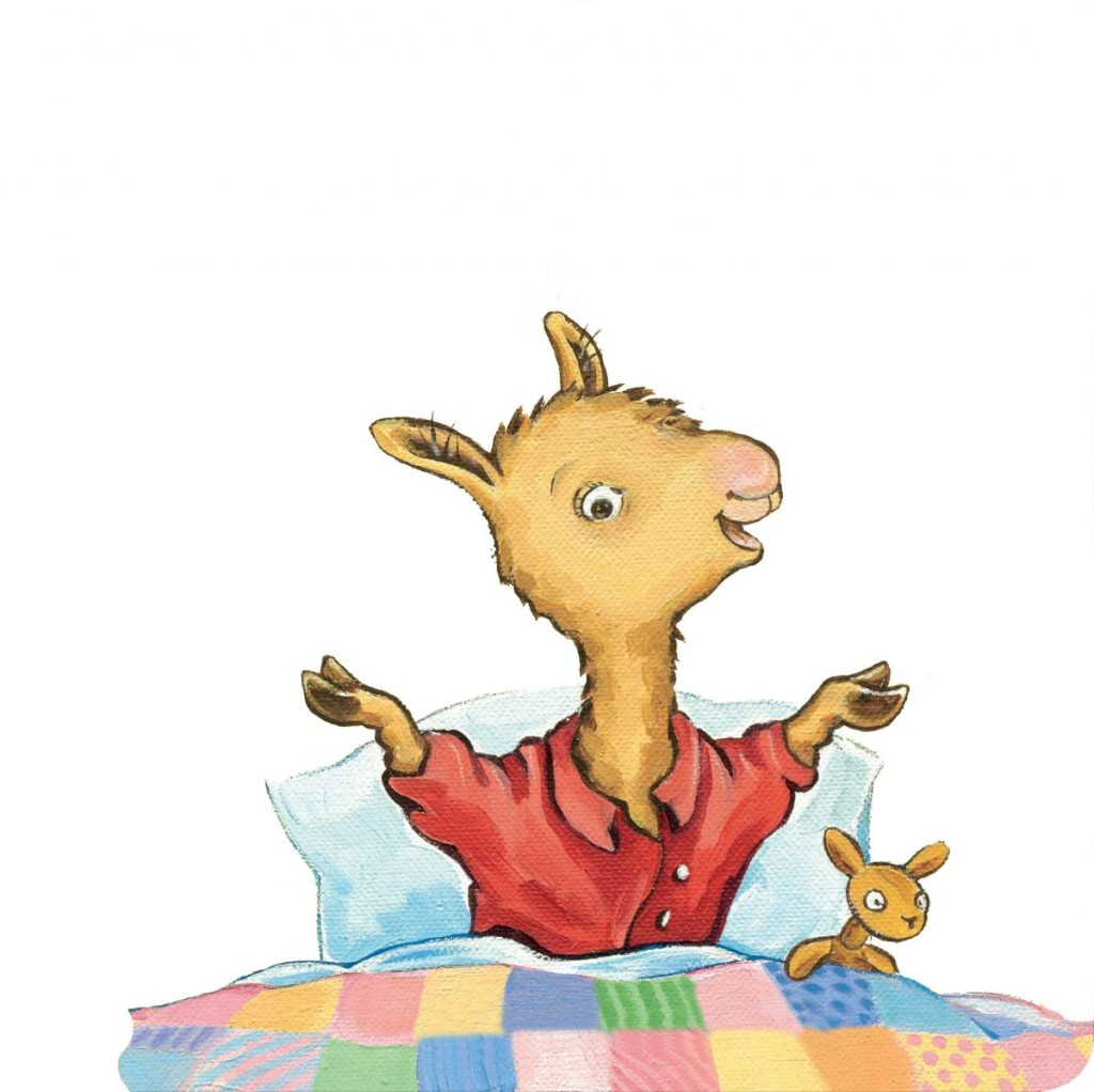 Llama Llama Red Pajama Head Clipart