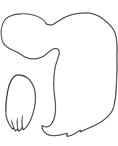 Free Duck Template Cliparts, Download Free Clip Art, Free