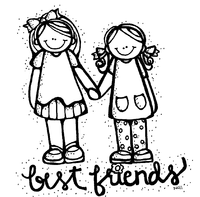 Free Best Friends Cliparts, Download Free Clip Art, Free