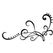 free pretty swirl cliparts