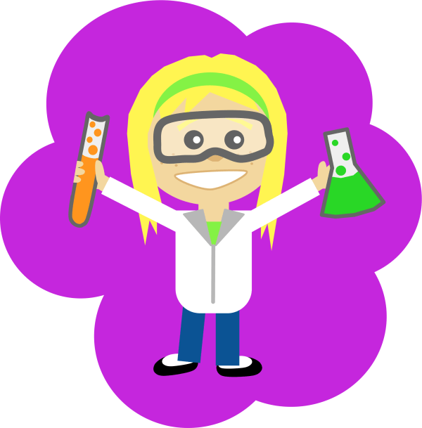 Free Scientist Glasses Cliparts Clip Art