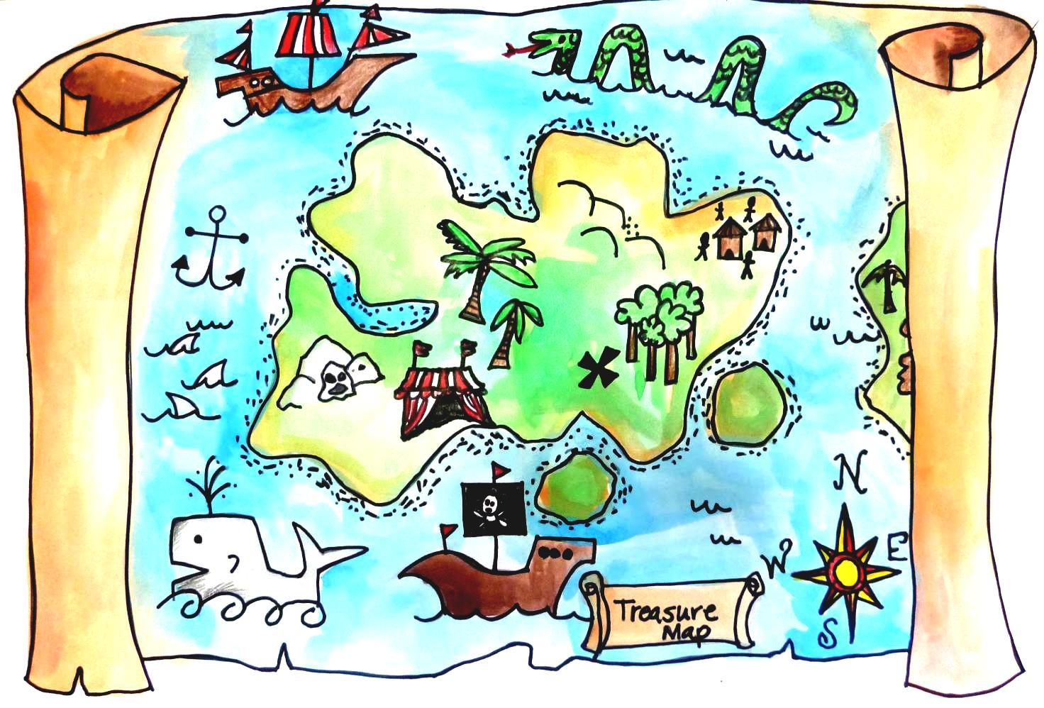 Free Dreaming Cliparts Treasure Download Free Clip Art