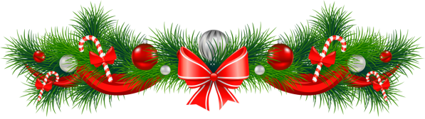 free christmas wreath cliparts