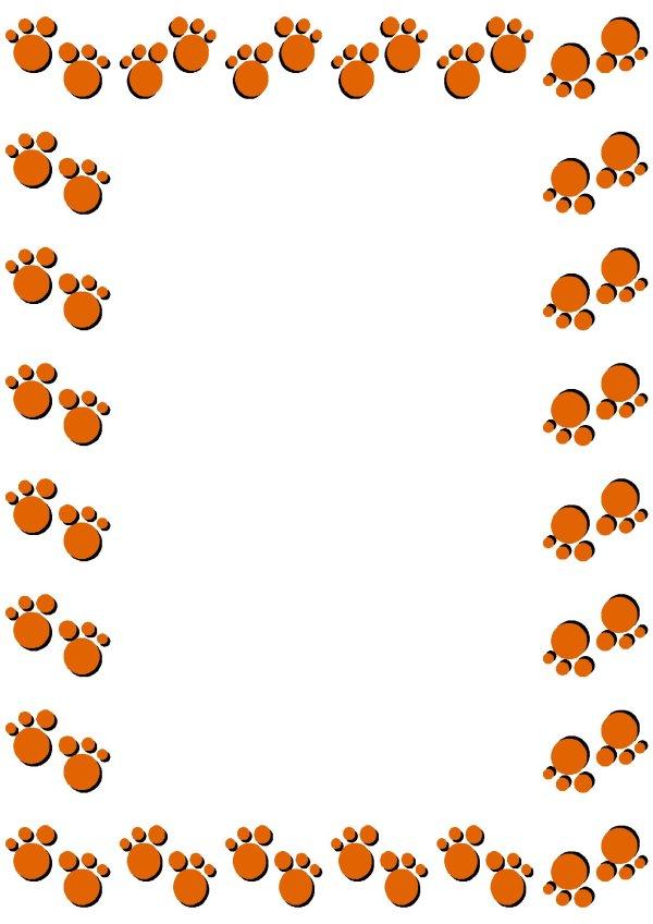 Free Basketball Frame Cliparts Clip Art