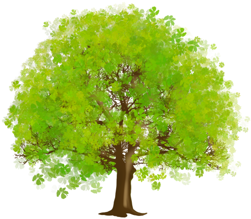 small resolution of green tree clip art clipart free download