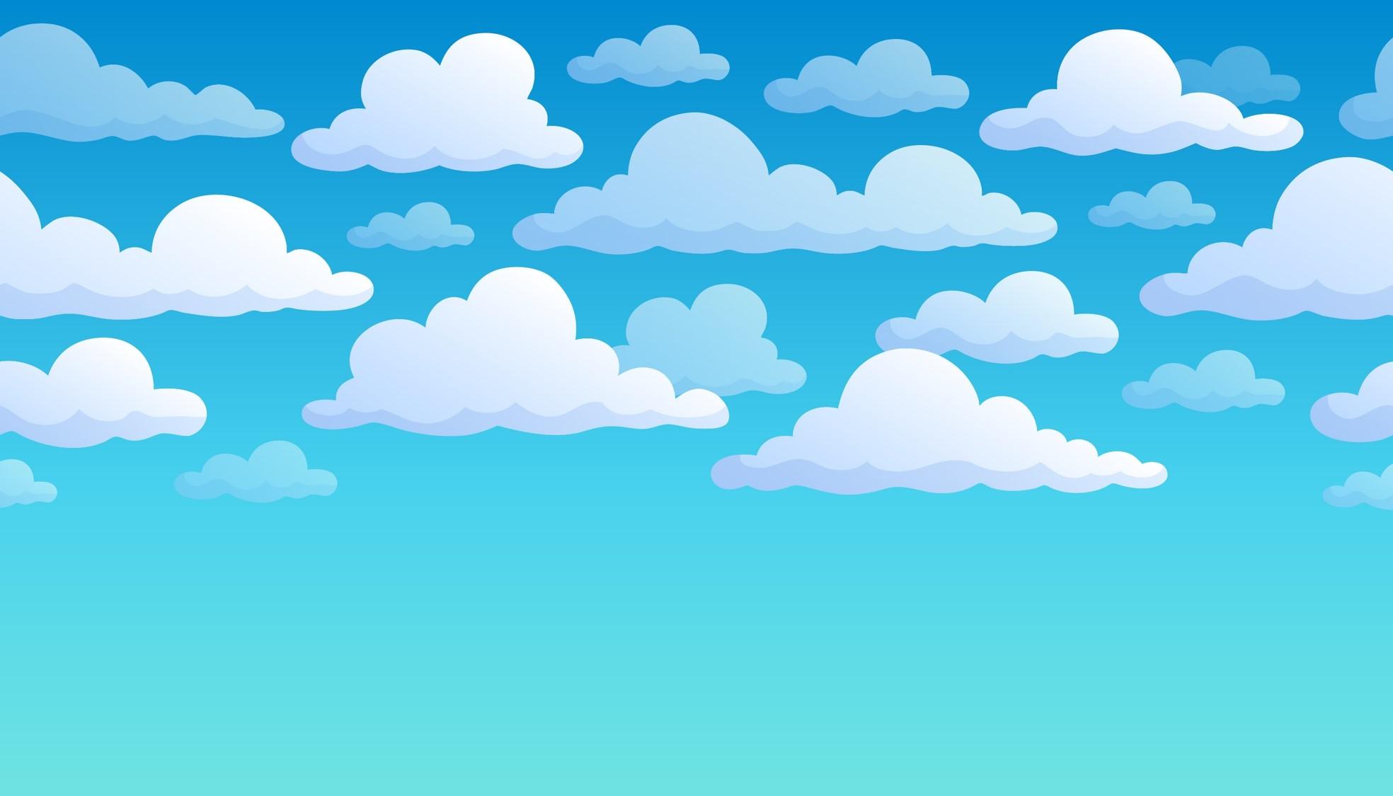 hight resolution of cartoon sky background clipart cartoon