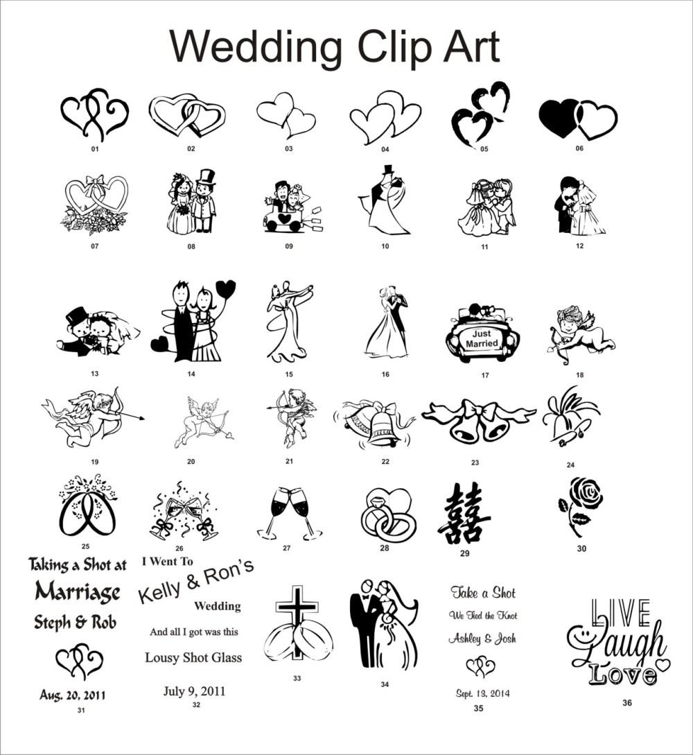 medium resolution of wedding reception clipart