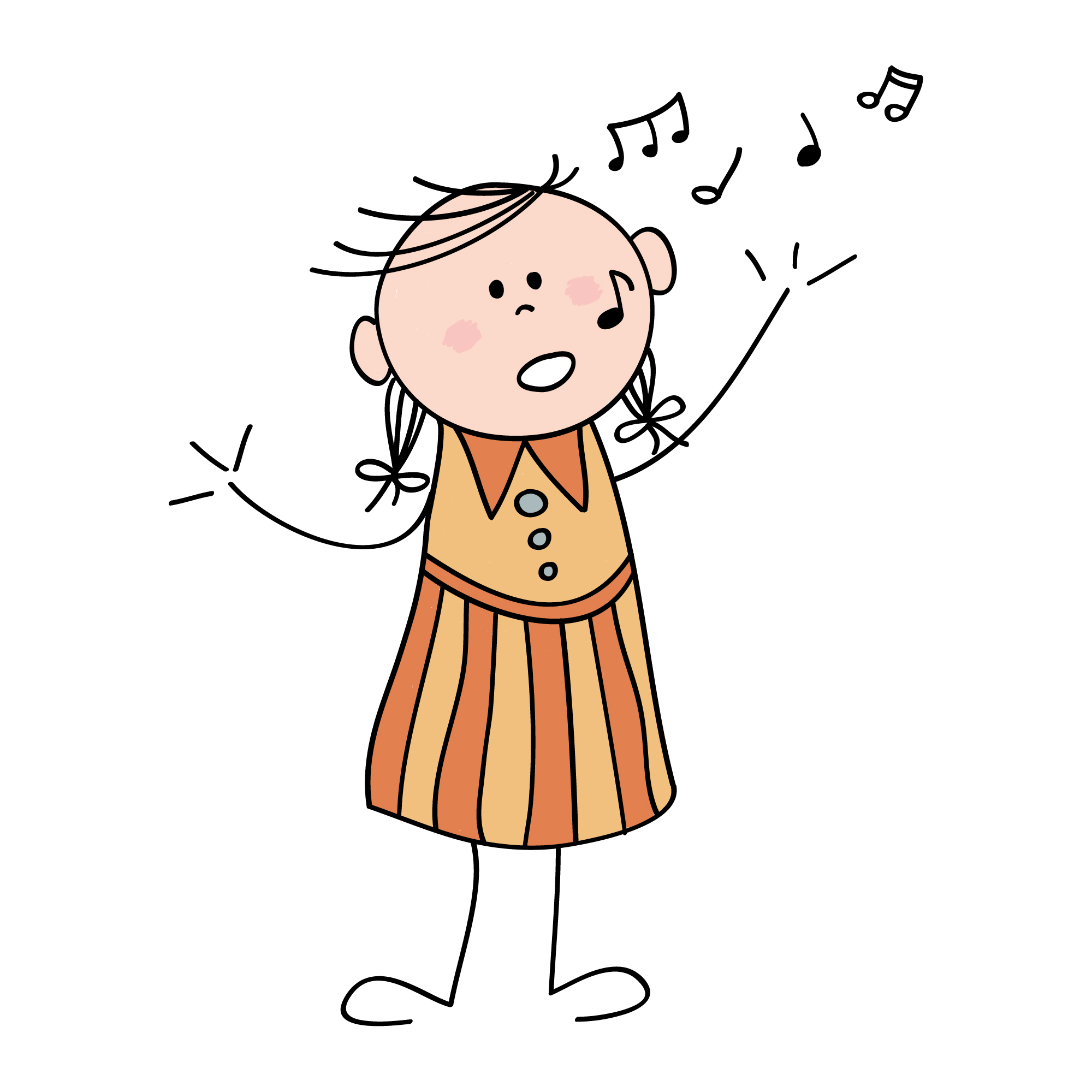 hight resolution of opera singing
