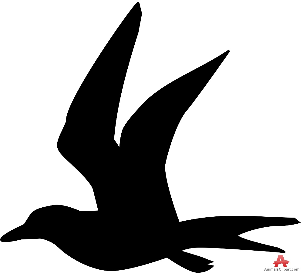 hight resolution of big bird outline clipart