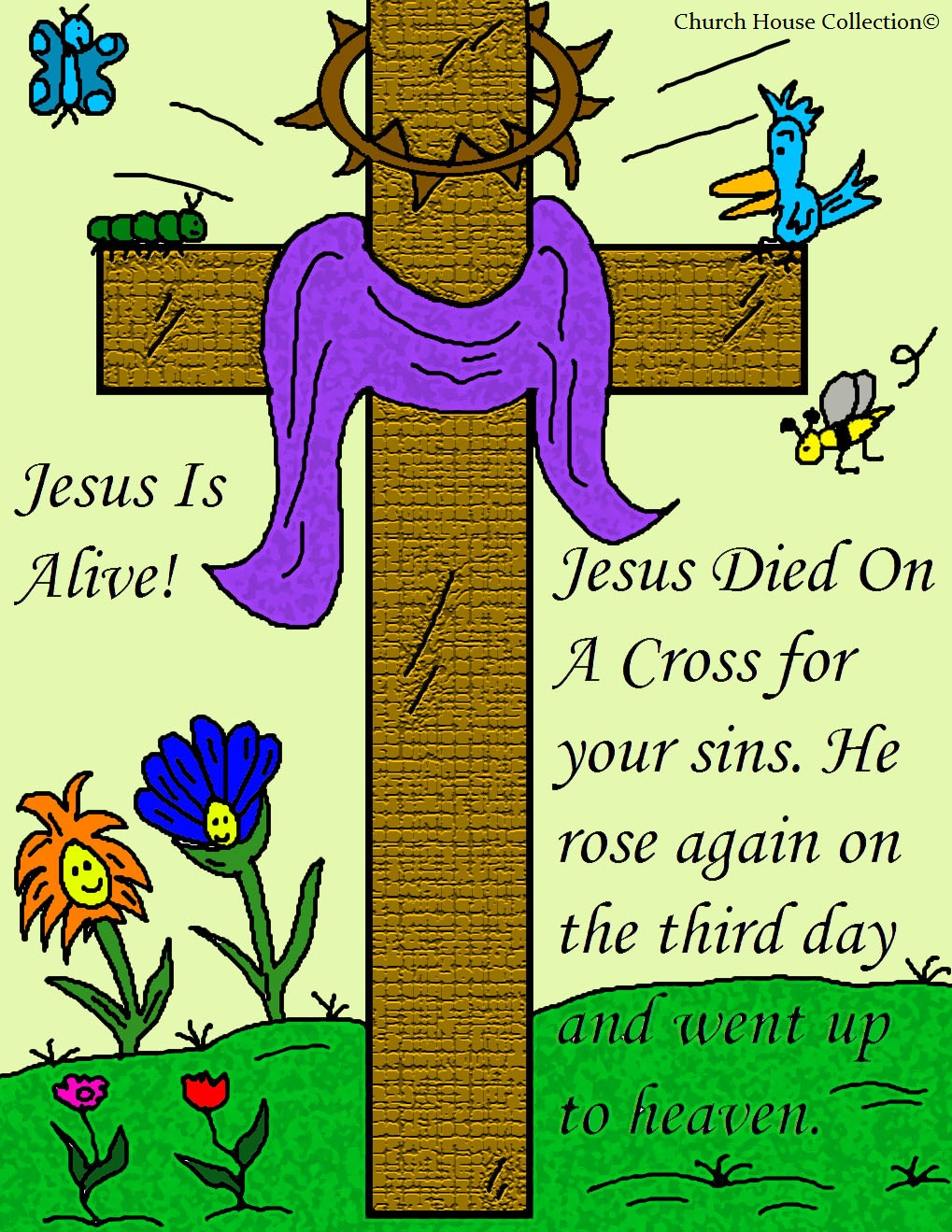 hight resolution of easter