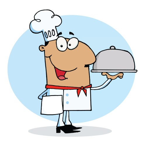 small resolution of chef clipart