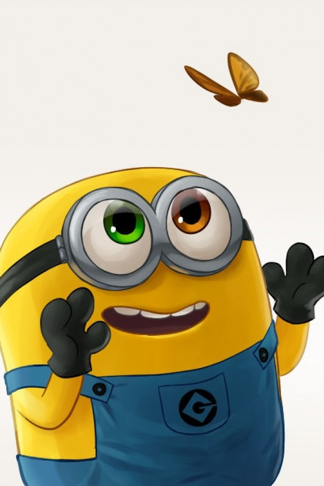 Minion Wallpaper Iphone 4s | Wallpaper Images