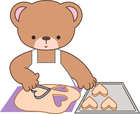 free cookie cutter cliparts