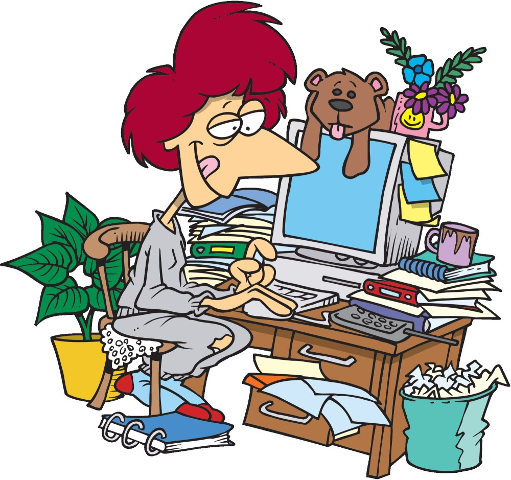 medium resolution of clean office clipart