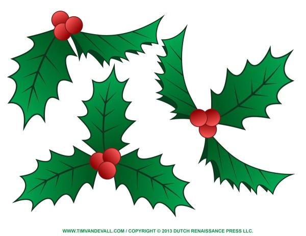 free christmas decorations cliparts