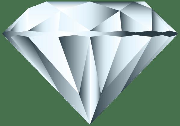 free diamond blue cliparts