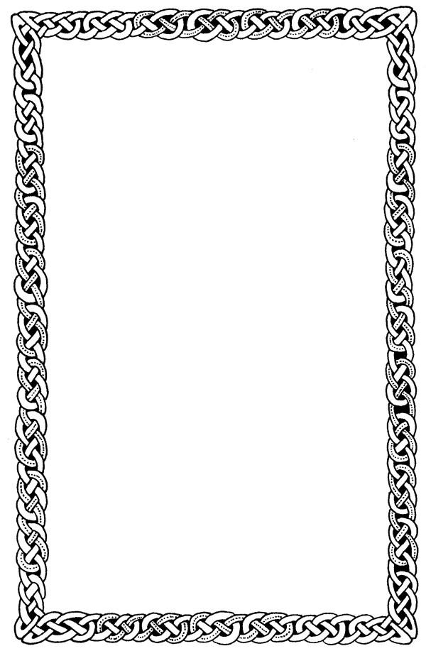 Free Dragon Border Cliparts Clip Art