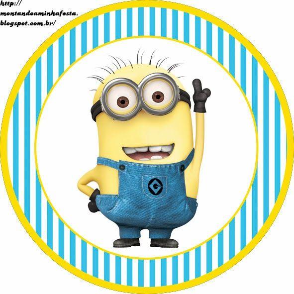 Free Minion Cupcake Cliparts Download Free Clip Art Free