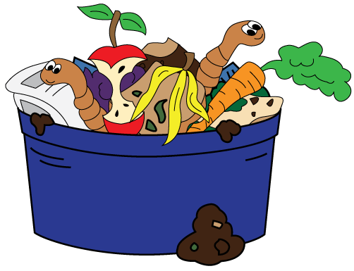 free compost pile cliparts