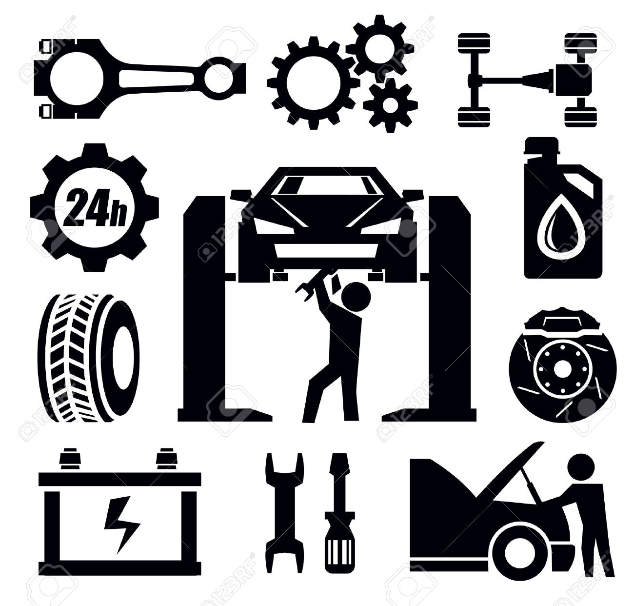 Free Auto Tools Cliparts Download Free Clip Art Free