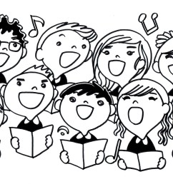 children choir clipart [ 2064 x 1280 Pixel ]