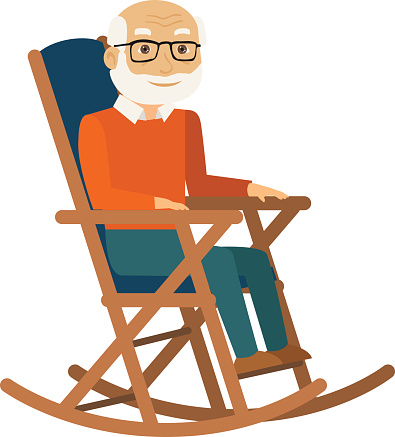 wooden childrens rocking chair and half with ottoman free cliparts, download clip art, art on clipart library