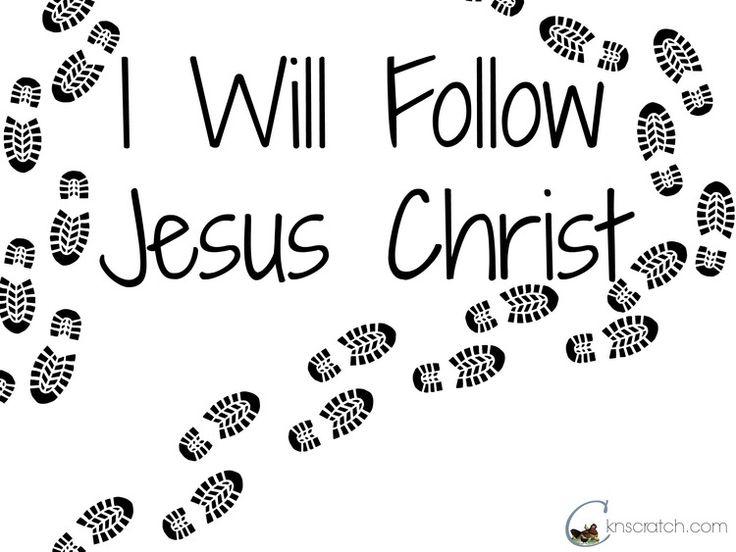 Free Follow Jesus Cliparts, Download Free Clip Art, Free