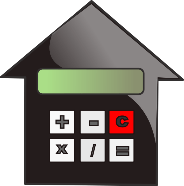 free mortgage credit cliparts