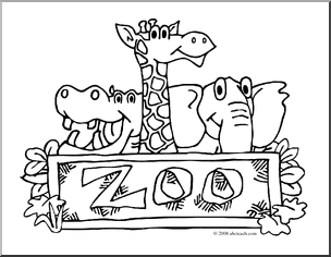 Free Preschool Zoo Cliparts, Download Free Clip Art, Free