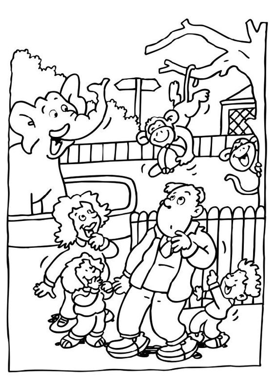 Free Preschool Zoo Cliparts, Download Free Clip Art, Free
