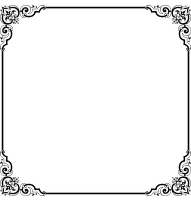 Free Microsoft Borders and Frames