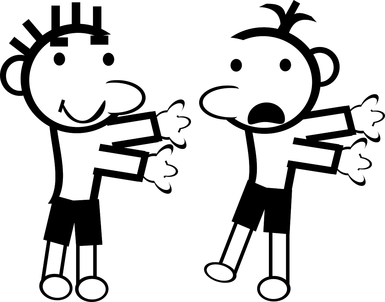 Free Arguing Conflict Cliparts Download Free Clip Art