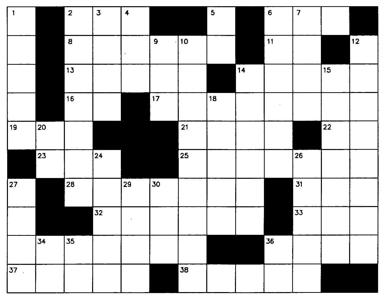 Free Crossword Cliparts Cliparts Download Free Clip Art