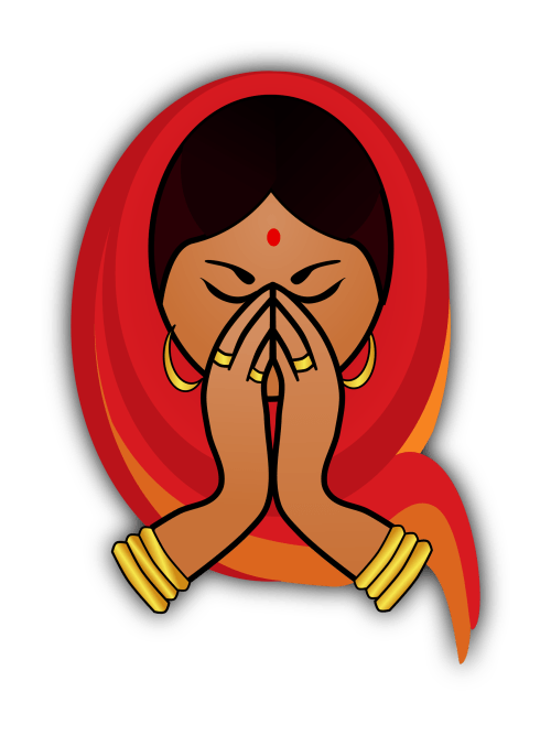 small resolution of image indian woman creek clipart