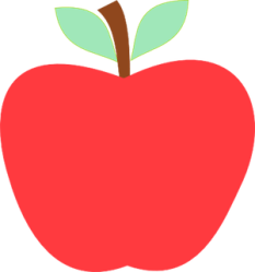 apple transparent clipart background teacher apples clip cliparts library clear bakground drawing clipground clipartbarn