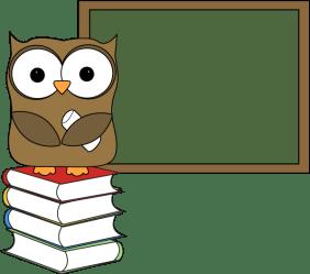 clipart transparent teacher background owl cliparts clip library