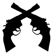 Free Guns Silhouette Cliparts Download Free Clip Art