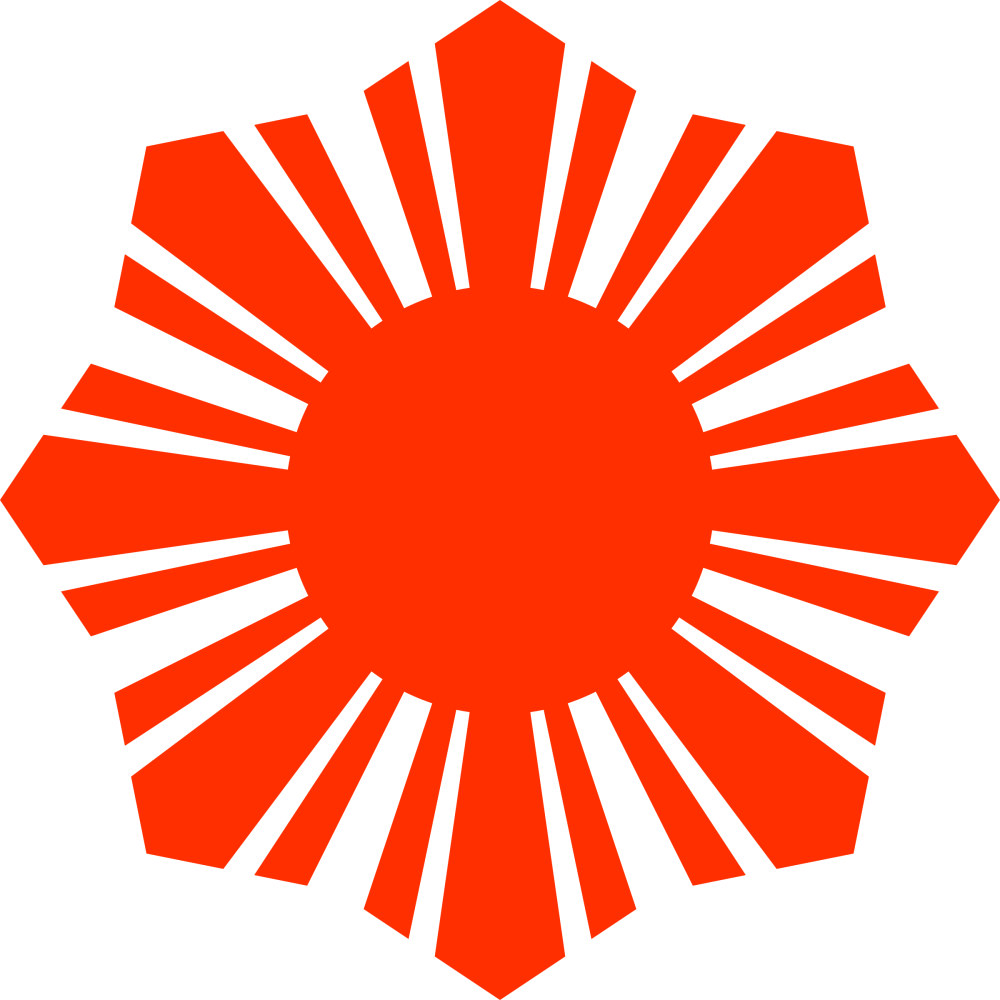 medium resolution of red sun clipart
