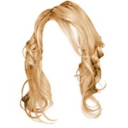 free blonde haired cliparts