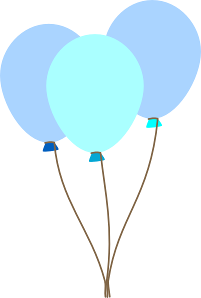 free balloon background cliparts