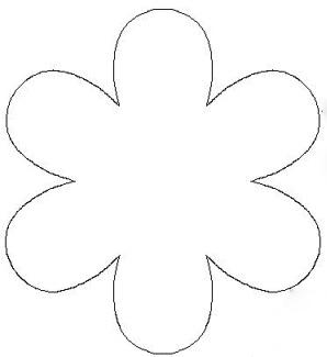 Free 6 Petal Daisy Cliparts, Download Free Clip Art, Free