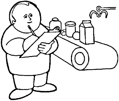 Inspection Clipart