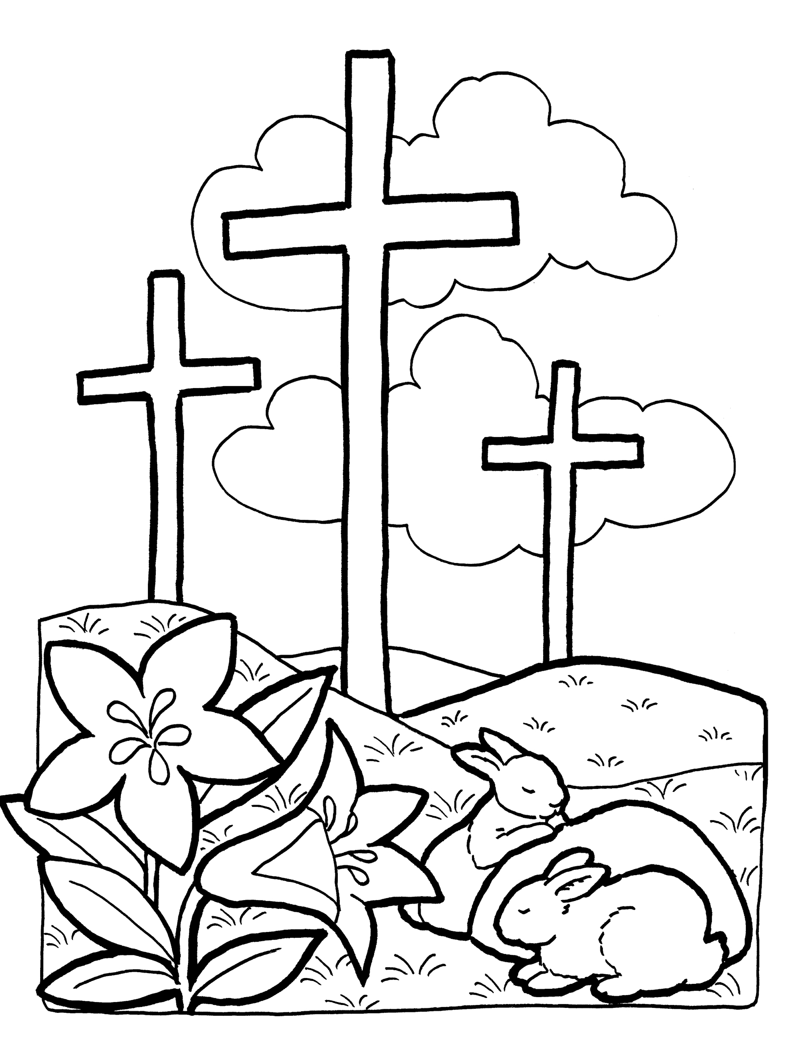 Free Cross Easter Cliparts Download Free Clip Art Free