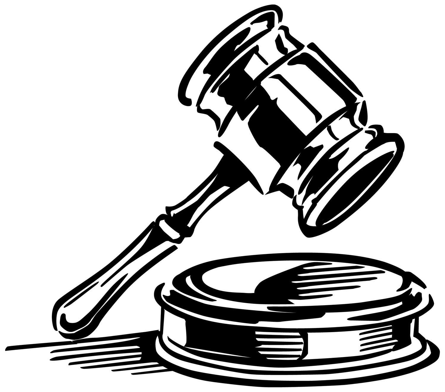 Free Courtroom Gavel Cliparts Download Free Clip Art