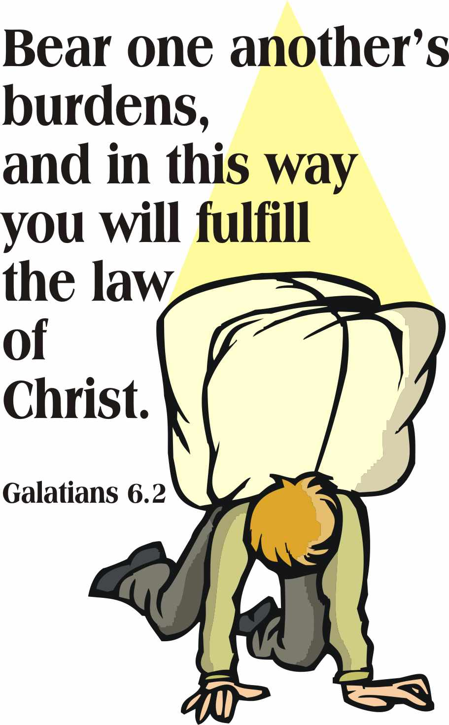 medium resolution of church bulletin clipart