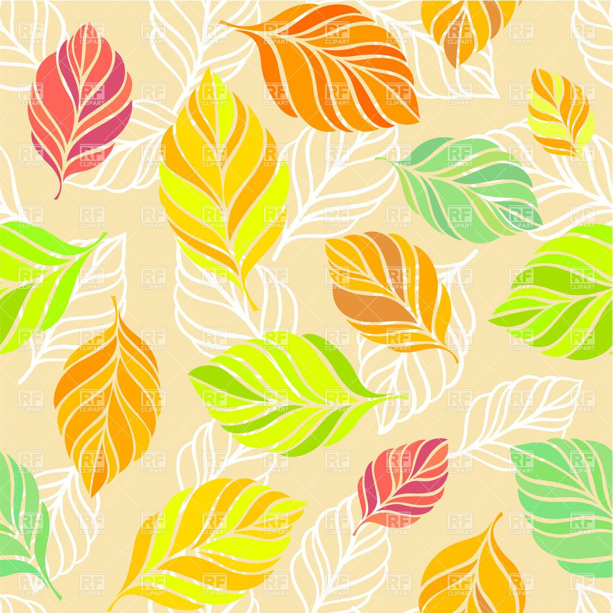 hight resolution of autumn background clipart