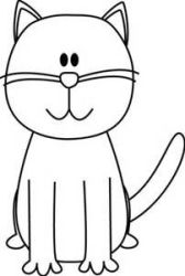 Free Simple Cat Cliparts Download Free Clip Art Free Clip Art on Clipart Library