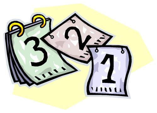 small resolution of 3 month calendar clipart