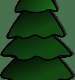 clip art pine trees [ 1479 x 2400 Pixel ]
