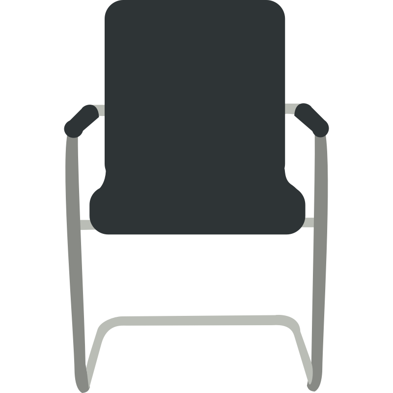 office chair ballet white leather and ottoman free reception desk cliparts, download clip art, art on clipart library